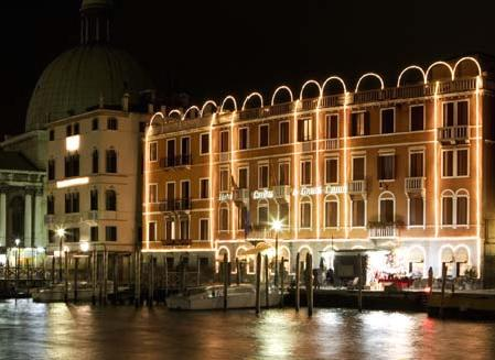 Hotel Carlton Grand Canal Venice Carlton And Grand Canal