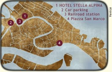 Fil Franck Tours Hotels In Venice Hotel Edelweiss Stella Alpina - Stella alpina venice