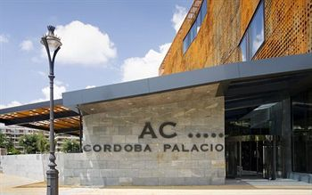 Fil Franck Tours 5 Hotels In Cordoba Ac Hotel Palacio By Marriott